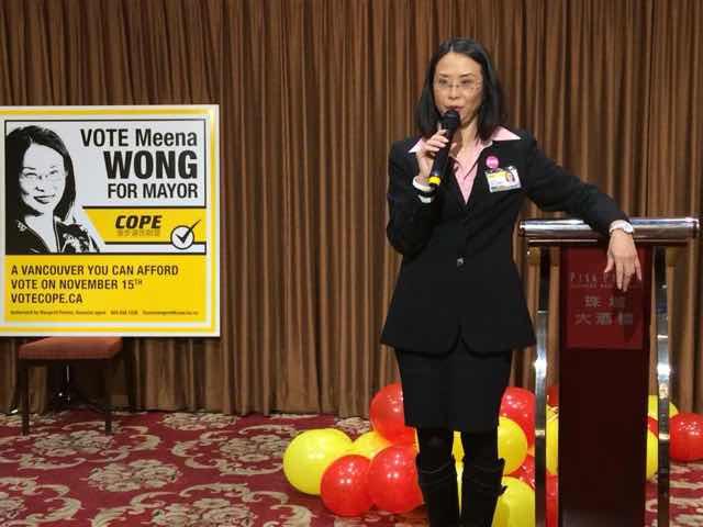 华裔首次参选温哥华市长– 温哥华侨网