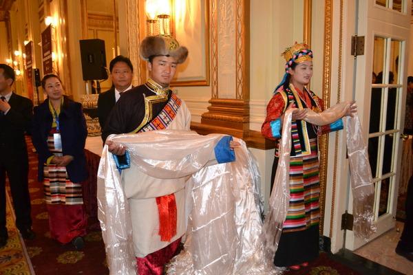 加拿大中国西藏文化周在温哥华开幕