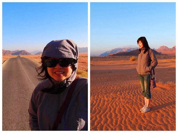 Day 7- desert
