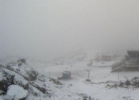 惠斯勒落雪