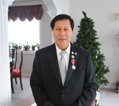 Sing Yeo - S.U.C.C.E.S.S. Foundation Chair